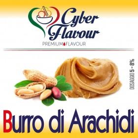 Cyber Flavour - BURRO DI ARACHIDI aroma 10ml
