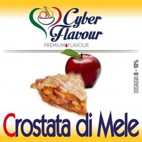 Cyber Flavour - CROSTATA DI MELE aroma 10ml