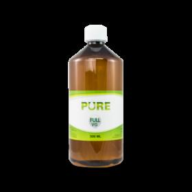 Pure - 500ml in bottiglia da 1 litro GLICERINA VEGETALE