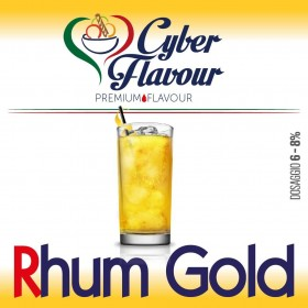 Cyber Flavour - RHUM GOLD aroma 10ml