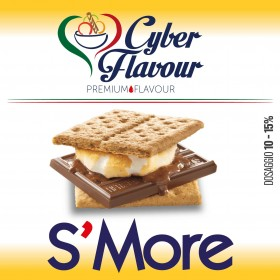 Cyber Flavour - S'MORE aroma 10ml