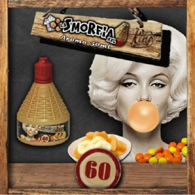 SHOT SERIES - King Liquid - LA SMORFIA n.60 - aroma 30ml