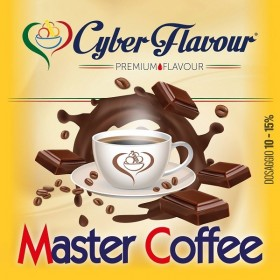 Cyber Flavour - MASTER COFFEE aroma 10ml