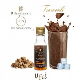 SHOT SERIES - Vitruviano's Juice - TRAMONTI - aroma 20ml