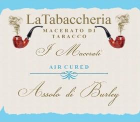 La Tabaccheria Macerati di Tabacco - ASSOLO DI BURLEY aroma 10ml