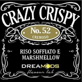 DreaMods - No. 52 CRAZY CRISPY aroma 10ml