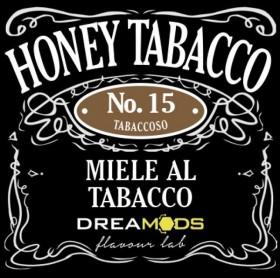 DreaMods - No. 15 HONEY TABACCO aroma 10ml