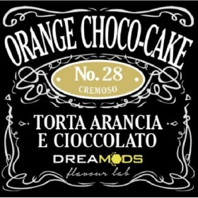 DreaMods - No. 28 ORANGE CHOCO CAKE aroma 10ml
