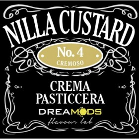 DreaMods - No. 4 NILLA CUSTARD aroma 10ml