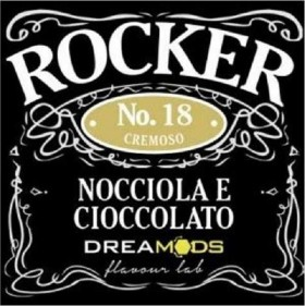 DreaMods - No. 18 ROCKER aroma 10ml