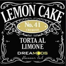 DreaMods - No. 41 LEMON CAKE aroma 10ml