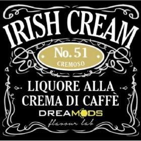 DreaMods - No. 51 IRISH CREAM aroma 10ml