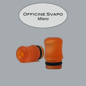 Officine Svapo DRIP TIP OFFICINE Metacrilato - Arancio Madreperla