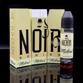 SHOT SERIES - The Vaping Gentlemen Club - Noir - MISTRAL - aroma 20ml