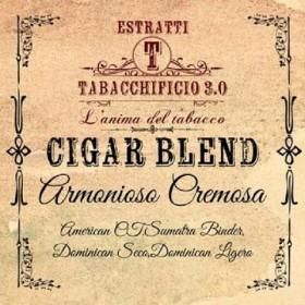 Tabacchificio 3.0 Cigar Blend - ARMONIOSA CREMOSA aroma 20ml