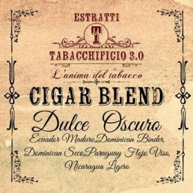 Tabacchificio 3.0 Cigar Blend - DULCE OSCURO aroma 20ml