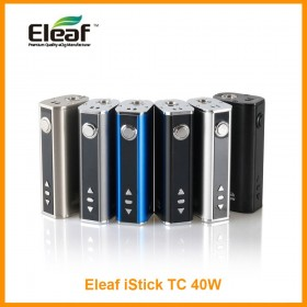 Eleaf - iSTICK TC 40W - 2600mAh