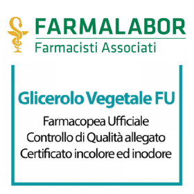 - Farmalabor - GLICEROLO VEGETALE 1kg FU - USP