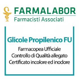 - Farmalabor - GLICOLE PROPILENICO 1kg FU - USP
