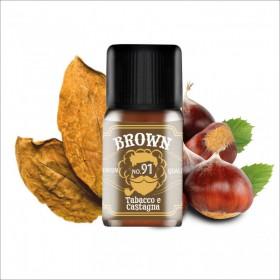 - DreaMods Premium Tobacco - No. 91 BROWN aroma 10ml