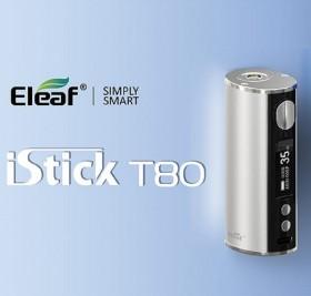 Eleaf - iSTICK T80 - 3000mAh