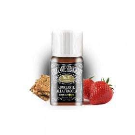 DreaMods - No. 31 CROCCANTE STRAWBERRY aroma 10ml