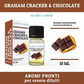 EnjoySvapo - GRAHAM CRACKER & CHOCOLATE aroma 10ml