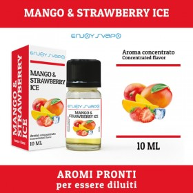 EnjoySvapo - MANGO E STRAWBERRY ICE aroma 10ml