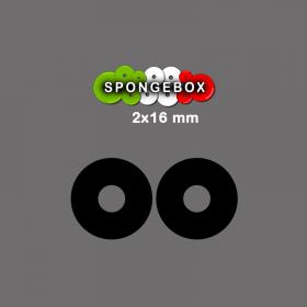 SpongeBox - ANELLO SALVA BOX - 16mm 2 PEZZI
