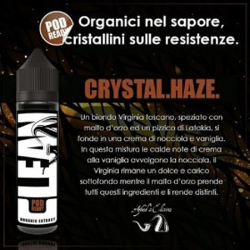 SHOT SERIES - Azhad's Elixirs - Clean - CRYSTAL HAZE - aroma 20ml
