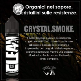 SHOT SERIES - Azhad's Elixirs - Clean - CRYSTAL SMOKE - aroma 20ml