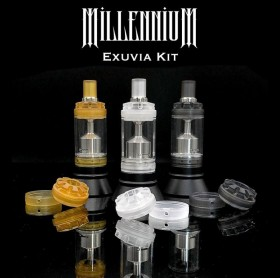 The Vaping Gentlemen Club - Millennium RTA EXUVIA KIT