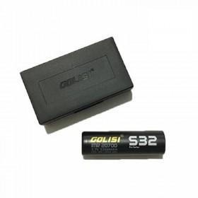 20700 - GOLISI S32 IMR 3200mAh 30A PROTECTED - Flat top