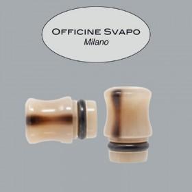 Officine Svapo DRIP TIP OFFICINE Corno - Marrone chiaro/scuro
