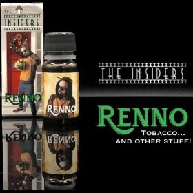 The Vaping Gentlemen Club - The Insiders - RENNO aroma 10ml
