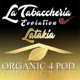 La Tabaccheria Organic 4POD Single Leaf - LATAKIA aroma 10ml