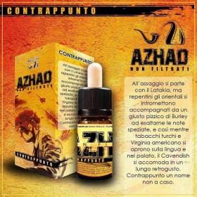 Azhad's Elixirs Non Filtrati - CONTRAPPUNTO aroma 10ml