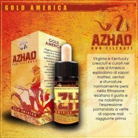 Azhad's Elixirs Non Filtrati - GOLD AMERICA aroma 10ml
