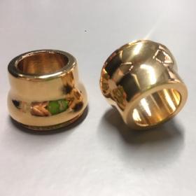 Officine Svapo DRIP TIP CHUBBY 24mm Ottone finitura oro rosa
