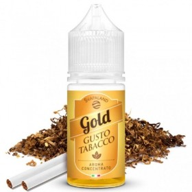 MINI SHOT - Svapaland - GOLD - aroma 10ml