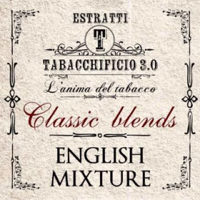 Tabacchificio 3.0 Classic Blends - ENGLISH MIXTURE aroma 20ml