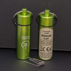 Breakill's Alien Lab - Flavour Alien FS0,4 - STAPLED 0.4ohm ID 2.5mm 35-70W - 2 PEZZI