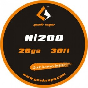 GeekVape - FILO RESISTIVO NI200 26ga