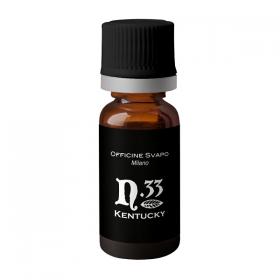 - Officine Svapo DILUIZIONE 10% - KENTUCKY aroma 10ml