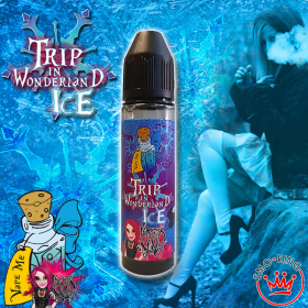 SHOT SERIES - Iron Vaper - Karma Vaping - TRIP IN WONDERLAND ICE - aroma 20ml