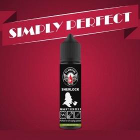 SHOT SERIES - Clamour Vape - Simply Perfect - SHERLOCK- aroma 20ml