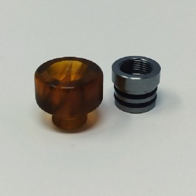 Officine Svapo Collection DRIP TIP ATELIS A VITE Metacrilato - Ambra