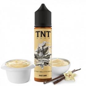 - SHOT SERIES - TNT Vape - THE CUSTARD - aroma 20ml