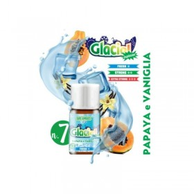 DreaMods Glacial - No. 7 PAPAYA E VANIGLIA aroma 10ml