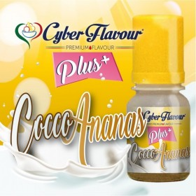 Cyber Flavour Plus - COCCO ANANAS aroma 10ml